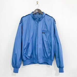 MEMBER'S ONLY | Reproduction 80's Zip Up Jacket